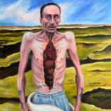 Broken Lungs (after Frida Kahlo)