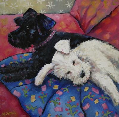Sybil & Minnie