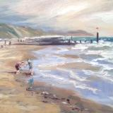 Bournemouth Plein Air paintings